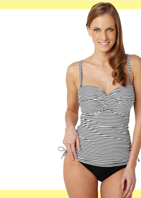 c3b885d3bd0 Ladies Tankinis | Tankini Tops & Briefs | Swimwear365